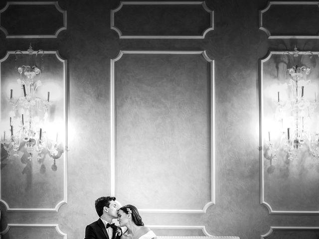 Il matrimonio di Alessandro e Elisa a Lesmo, Monza e Brianza 44