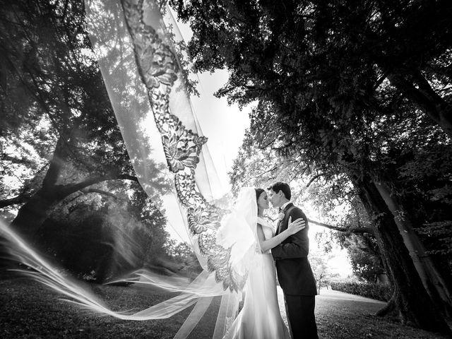 Il matrimonio di Alessandro e Elisa a Lesmo, Monza e Brianza 50