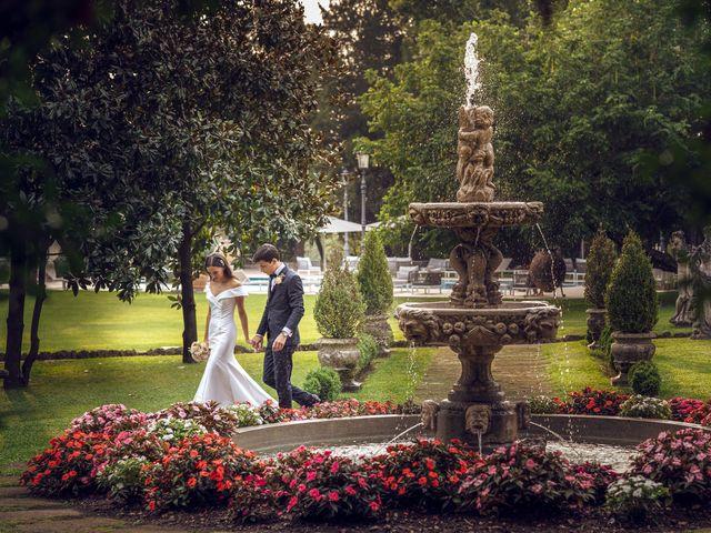 Il matrimonio di Alessandro e Elisa a Lesmo, Monza e Brianza 55