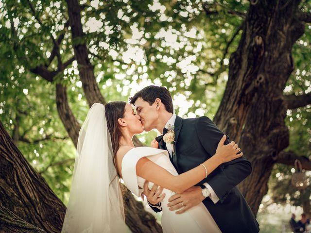 Il matrimonio di Alessandro e Elisa a Lesmo, Monza e Brianza 57