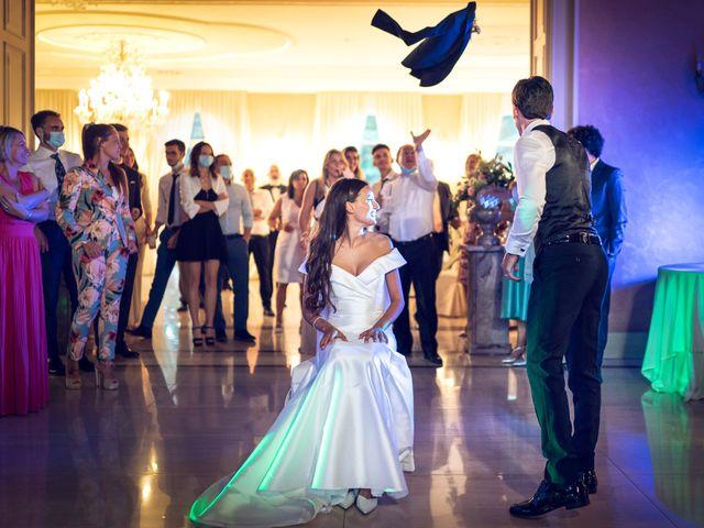 Il matrimonio di Alessandro e Elisa a Lesmo, Monza e Brianza 63