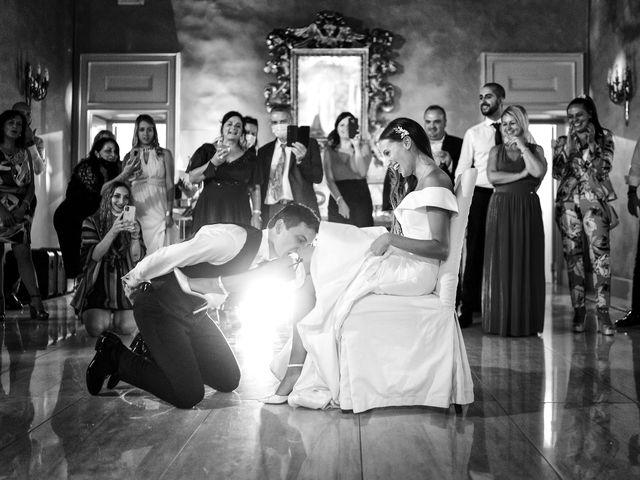 Il matrimonio di Alessandro e Elisa a Lesmo, Monza e Brianza 64