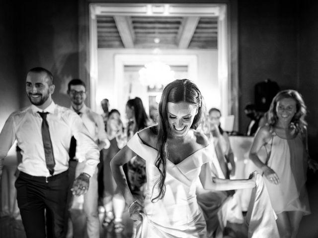Il matrimonio di Alessandro e Elisa a Lesmo, Monza e Brianza 66