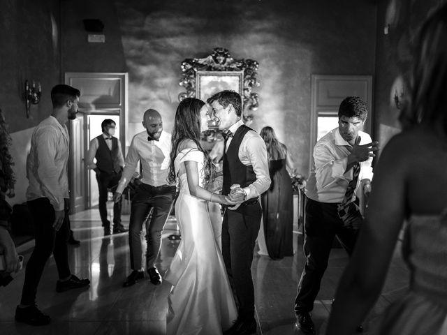 Il matrimonio di Alessandro e Elisa a Lesmo, Monza e Brianza 67