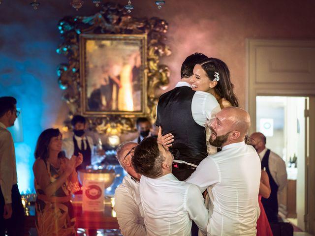 Il matrimonio di Alessandro e Elisa a Lesmo, Monza e Brianza 68