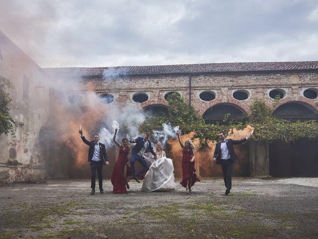 Il matrimonio di Andrea e Marta a Borgoricco, Padova 1