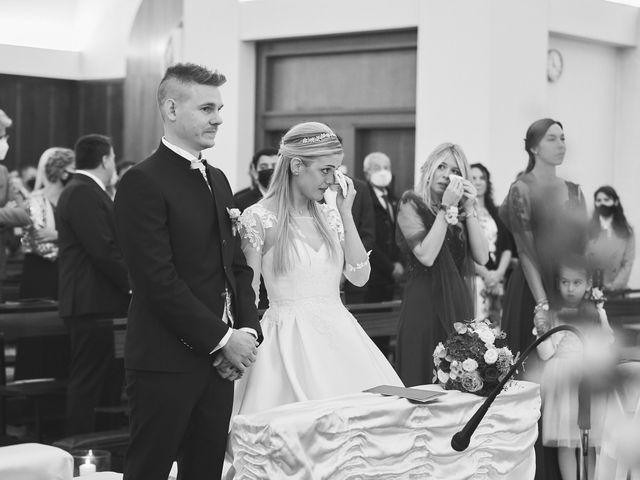 Il matrimonio di Andrea e Marta a Borgoricco, Padova 19