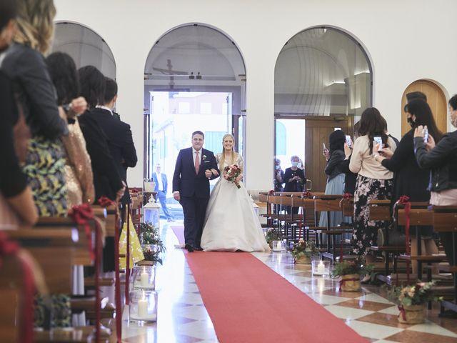 Il matrimonio di Andrea e Marta a Borgoricco, Padova 33