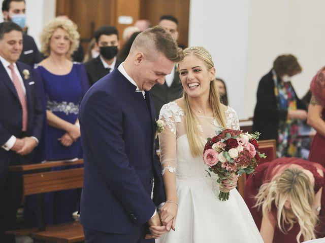 Il matrimonio di Andrea e Marta a Borgoricco, Padova 34