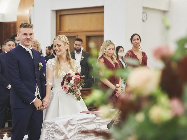 Il matrimonio di Andrea e Marta a Borgoricco, Padova 35