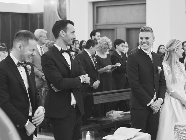 Il matrimonio di Andrea e Marta a Borgoricco, Padova 37