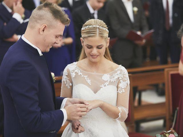 Il matrimonio di Andrea e Marta a Borgoricco, Padova 38