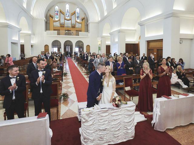 Il matrimonio di Andrea e Marta a Borgoricco, Padova 53