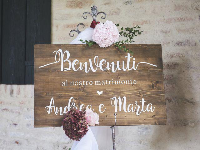 Il matrimonio di Andrea e Marta a Borgoricco, Padova 69