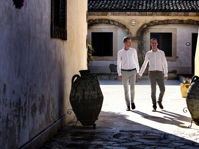 Il matrimonio di Matthew e Andrew a Avola, Siracusa 2