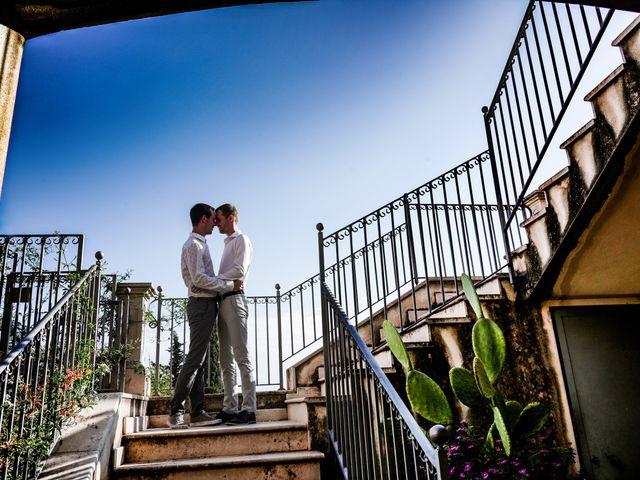 Il matrimonio di Matthew e Andrew a Avola, Siracusa 23