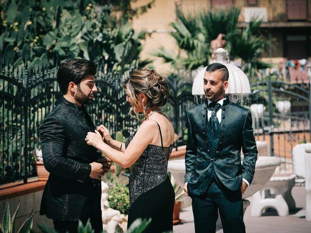 Il matrimonio di Rosario e Laura a Vallelunga Pratameno, Caltanissetta 8