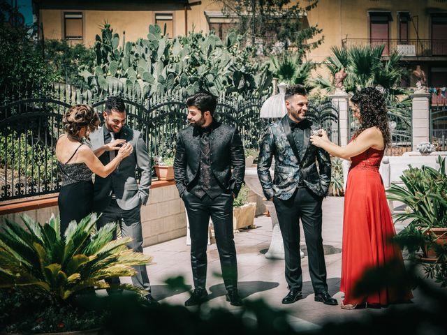 Il matrimonio di Rosario e Laura a Vallelunga Pratameno, Caltanissetta 9