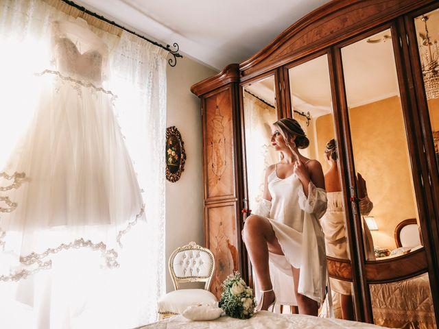 Il matrimonio di Rosario e Laura a Vallelunga Pratameno, Caltanissetta 14