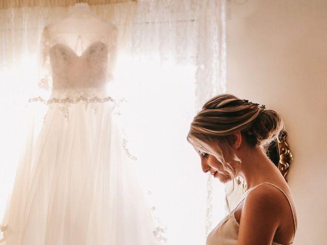 Il matrimonio di Rosario e Laura a Vallelunga Pratameno, Caltanissetta 15