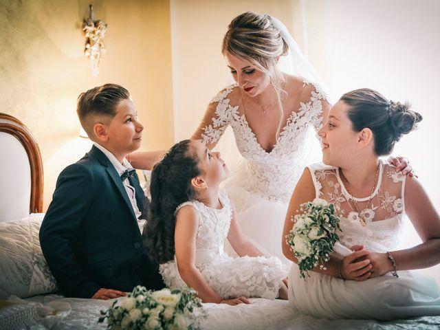 Il matrimonio di Rosario e Laura a Vallelunga Pratameno, Caltanissetta 25