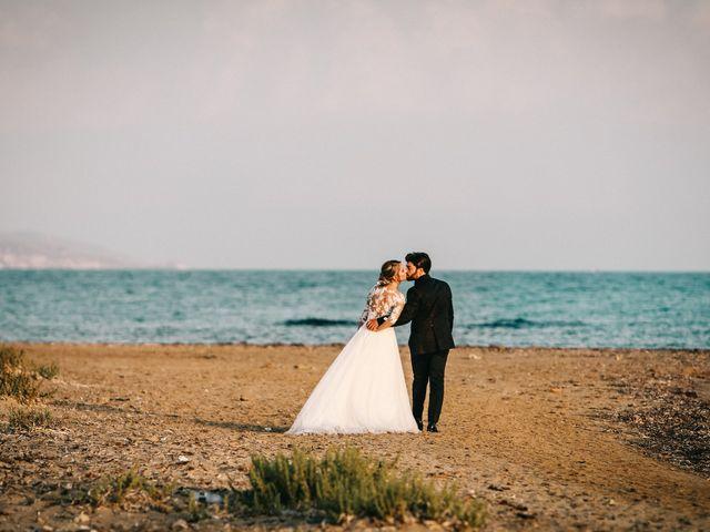 Il matrimonio di Rosario e Laura a Vallelunga Pratameno, Caltanissetta 32