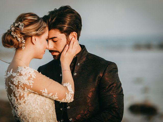 Le nozze di Laura e Rosario