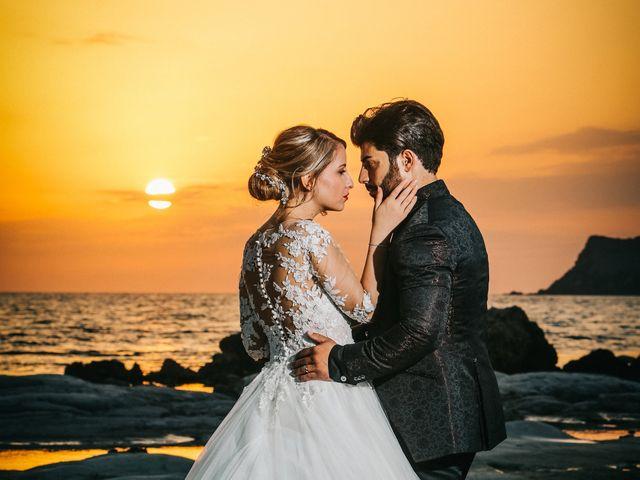 Il matrimonio di Rosario e Laura a Vallelunga Pratameno, Caltanissetta 34