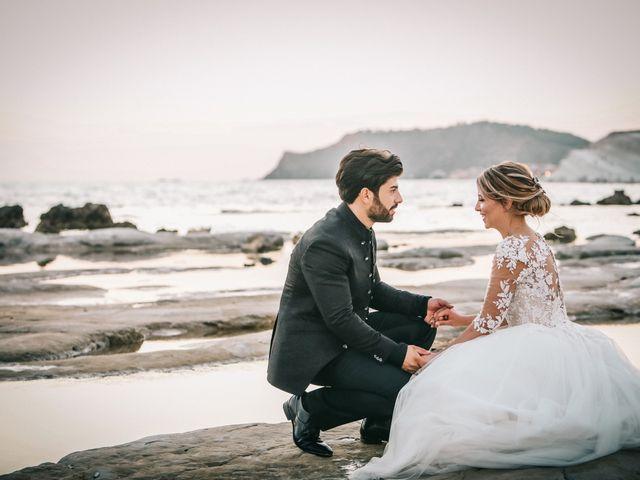 Il matrimonio di Rosario e Laura a Vallelunga Pratameno, Caltanissetta 35