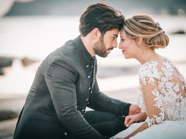Il matrimonio di Rosario e Laura a Vallelunga Pratameno, Caltanissetta 37