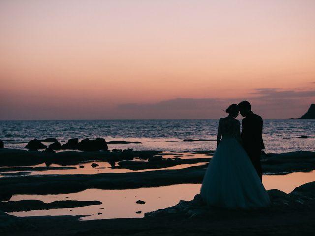 Il matrimonio di Rosario e Laura a Vallelunga Pratameno, Caltanissetta 40