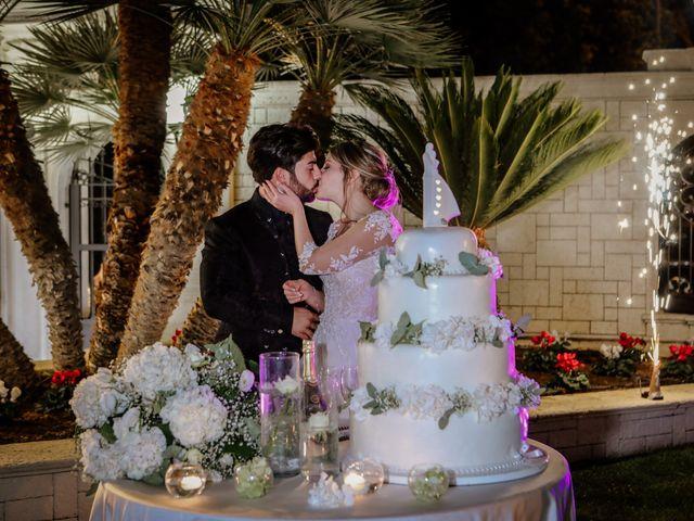 Il matrimonio di Rosario e Laura a Vallelunga Pratameno, Caltanissetta 46