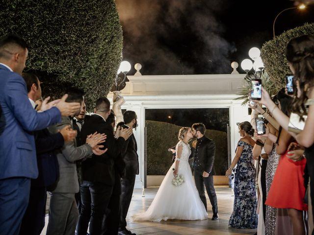 Il matrimonio di Rosario e Laura a Vallelunga Pratameno, Caltanissetta 47