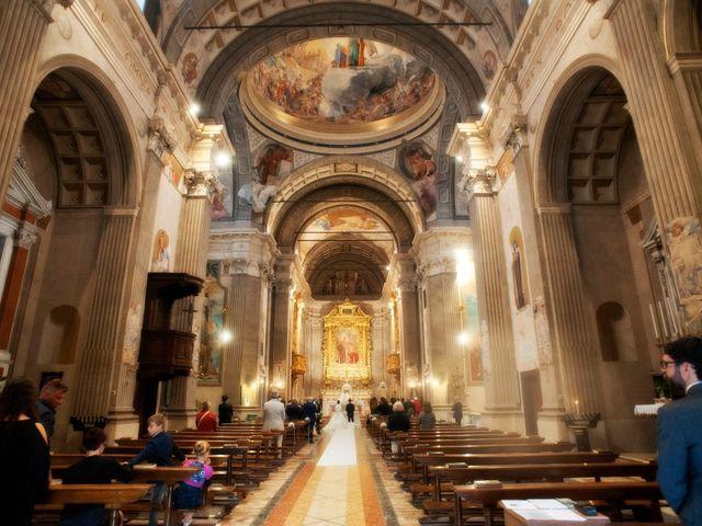 Il matrimonio di Paolo e Veronica a Brescia, Brescia 12
