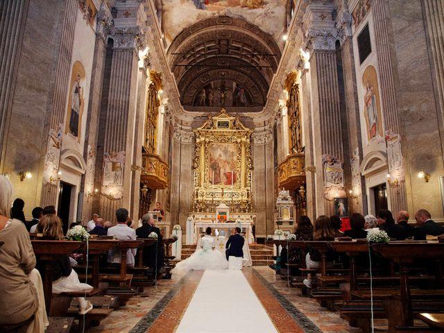 Il matrimonio di Paolo e Veronica a Brescia, Brescia 15