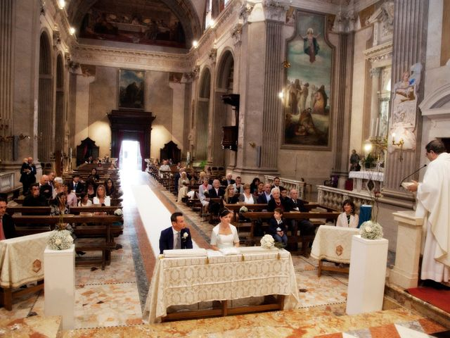 Il matrimonio di Paolo e Veronica a Brescia, Brescia 16