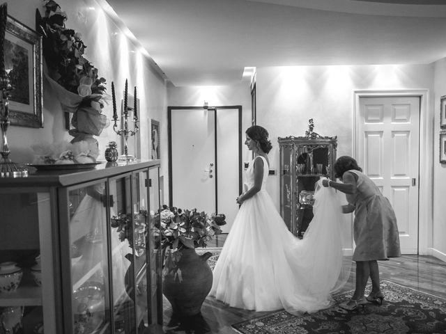 Il matrimonio di Alessandro e Giulia a Torgiano, Perugia 5