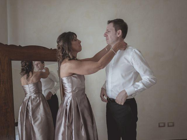 Il matrimonio di Alessandro e Giulia a Torgiano, Perugia 11