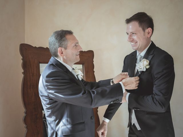 Il matrimonio di Alessandro e Giulia a Torgiano, Perugia 12