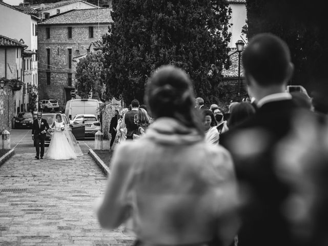 Il matrimonio di Alessandro e Giulia a Torgiano, Perugia 14