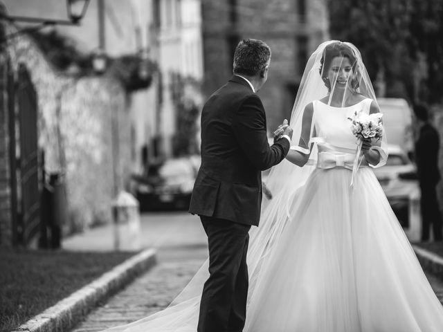 Il matrimonio di Alessandro e Giulia a Torgiano, Perugia 15