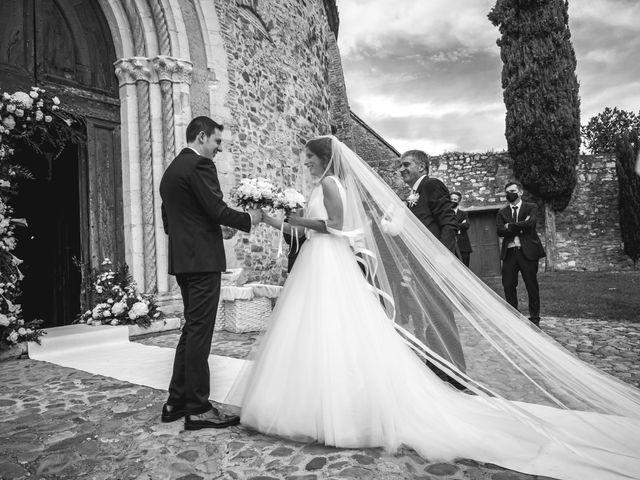Il matrimonio di Alessandro e Giulia a Torgiano, Perugia 16