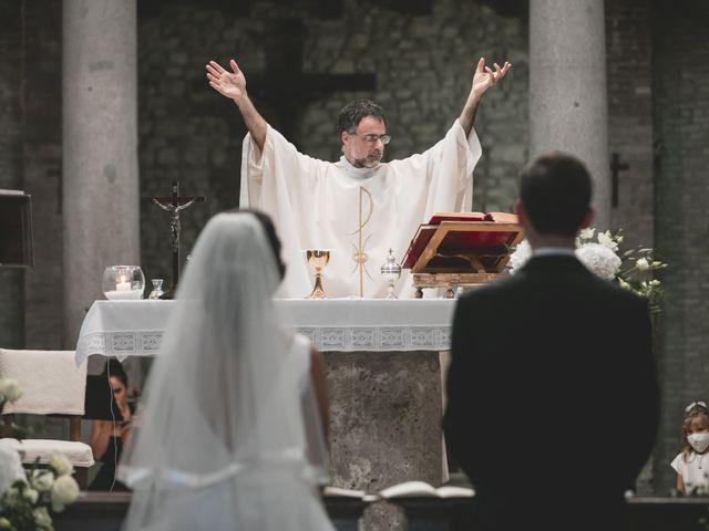 Il matrimonio di Alessandro e Giulia a Torgiano, Perugia 18