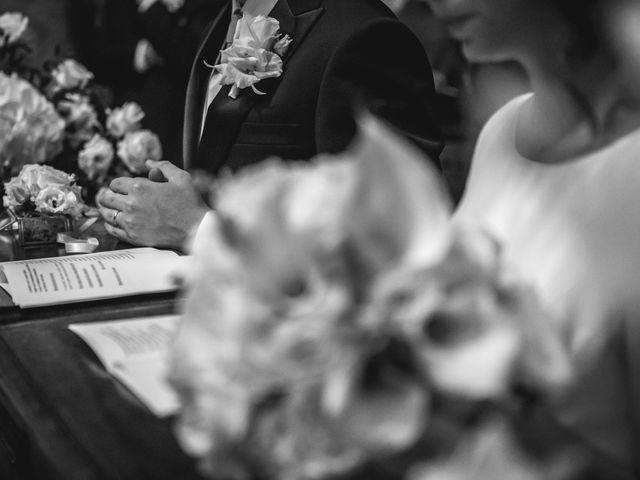 Il matrimonio di Alessandro e Giulia a Torgiano, Perugia 19