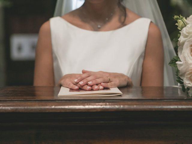 Il matrimonio di Alessandro e Giulia a Torgiano, Perugia 20
