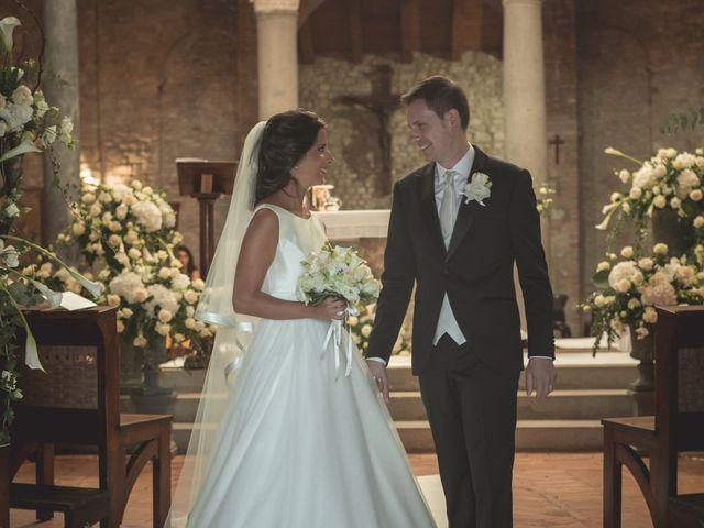 Il matrimonio di Alessandro e Giulia a Torgiano, Perugia 21