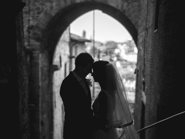 Il matrimonio di Alessandro e Giulia a Torgiano, Perugia 22