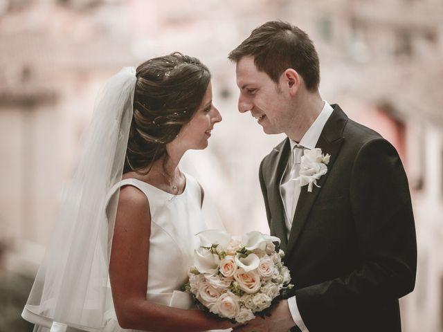 Il matrimonio di Alessandro e Giulia a Torgiano, Perugia 24