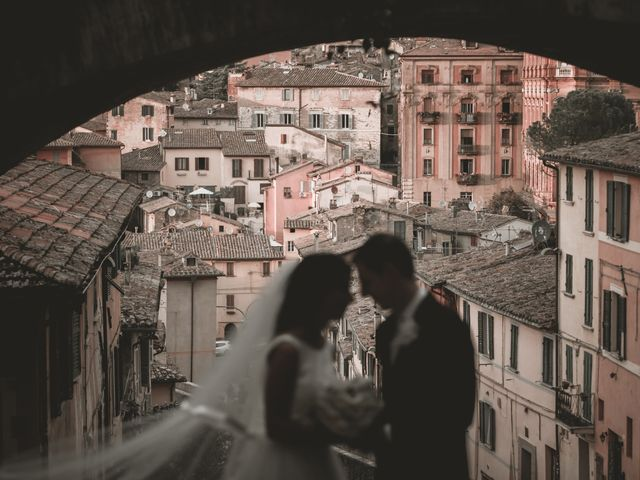 Il matrimonio di Alessandro e Giulia a Torgiano, Perugia 25