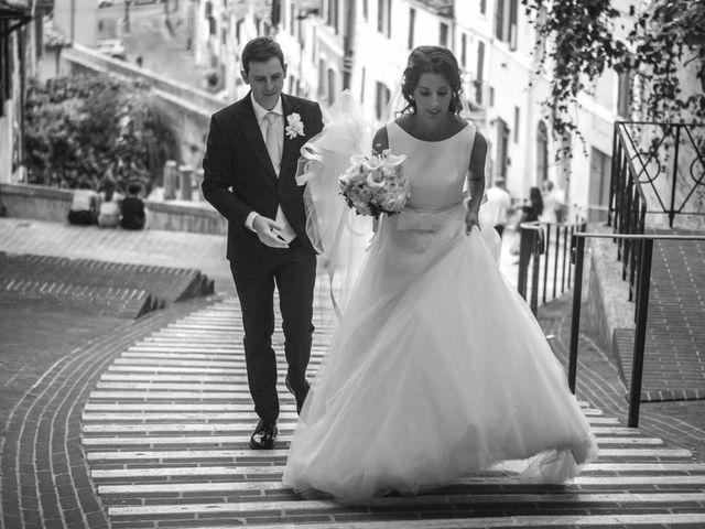Il matrimonio di Alessandro e Giulia a Torgiano, Perugia 27